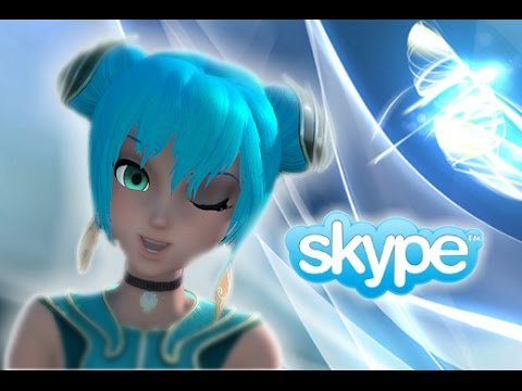 Facerig skype