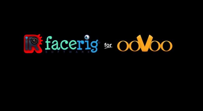 IRFaceRig для ooVoo